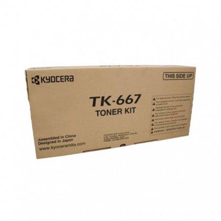 Kyocera Mita TK-667 Black Toner Cartridges