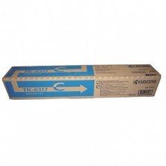 Kyocera TK-8317C Cyan Toner Cartridges