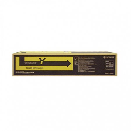 Konica Minolta TK-8602Y Yellow Toner Cartridges