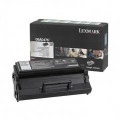 Lexmark 08A0476 Black OEM Laser Toner Cartridge