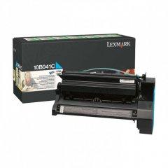 Lexmark 10B041C Cyan OEM Laser Toner Cartridge