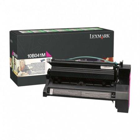 Lexmark 10B041M Magenta OEM Laser Toner Cartridge