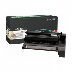 Lexmark 10B042K High-Yield Black OEM Laser Toner Cartridge