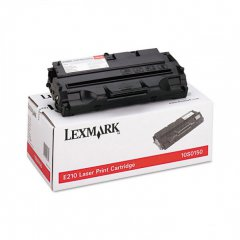 Lexmark 10S0150 Black OEM Laser Toner Cartridge