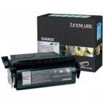 Lexmark 12A0825 Black OEM Laser Toner Cartridge
