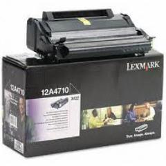 Lexmark 12A4710 Black OEM Laser Toner Cartridge