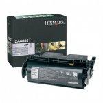 Lexmark 12A6835 High-Yield Black OEM Laser Toner Cartridge