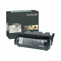 Lexmark 12A7462 High-Yield Black OEM Laser Toner Cartridge