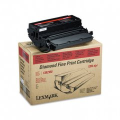 Lexmark 1382100 Black OEM Laser Toner Cartridge