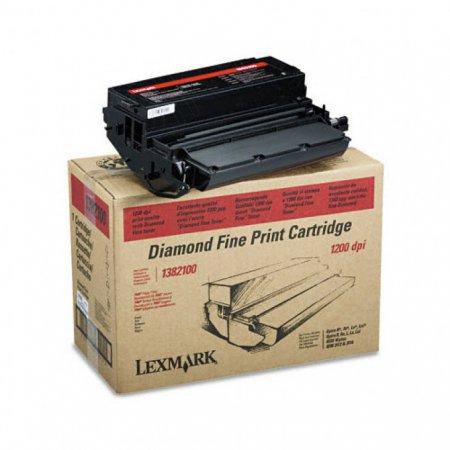 Lexmark 1382100 Black OEM Laser Toner Cartridge