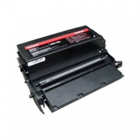 Lexmark 1382150 High Yield Black OEM Laser Toner Cartridge