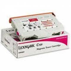 Lexmark 15W0901 Magenta OEM Laser Toner Cartridge
