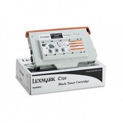 Lexmark 15W0903 Black OEM Laser Toner Cartridge
