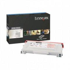 Lexmark 20K0503 Black OEM Laser Toner Cartridge