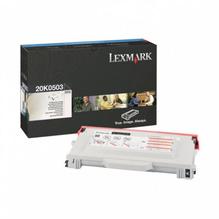 Lexmark 20K0503 Black OEM Laser Toner Cartridge