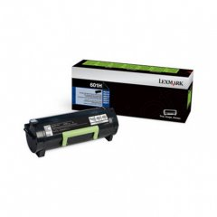 Lexmark 60F1H00 High-Yield Black OEM Laser Toner Cartridge