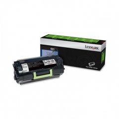 Lexmark 62D1000 Black OEM Laser Toner Cartridge