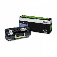 Lexmark 62D1H00 High-Yield Black OEM Laser Toner Cartridge