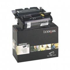 Lexmark 64015HA High-Yield Black OEM Laser Toner Cartridge