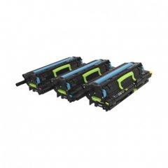 Lexmark OEM 72K0F50 (CMY) Developer Kit & Photoconductors Pack
