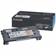 Lexmark C500H2KG High Yield Black OEM Laser Toner Cartridge