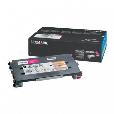 Lexmark C500S2MG Magenta OEM Laser Toner Cartridge