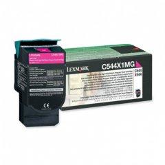 Lexmark C544X1MG EHY Magenta OEM Laser Toner Cartridge