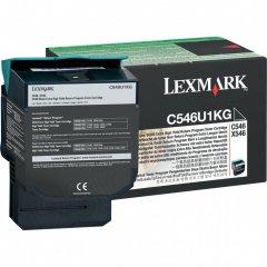 Lexmark C546U1KG EHY Black OEM Laser Toner Cartridge