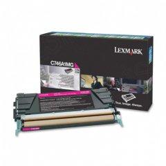Lexmark C746A1MG Magenta OEM Laser Toner Cartridge