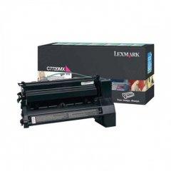 Lexmark C7720MX EHY Magenta OEM Laser Toner Cartridge
