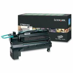 Lexmark C792X1KG EHY Black OEM Laser Toner Cartridge