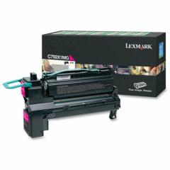 Lexmark C792X1MG EHY Magenta OEM Laser Toner Cartridge