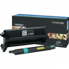 Lexmark C9202KH Black OEM Laser Toner Cartridge