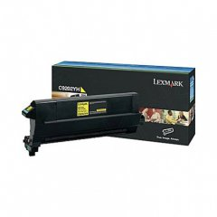 Lexmark C9202YH Yellow OEM Laser Toner Cartridge