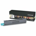 Lexmark C925H2KG High Yield Black OEM Laser Toner Cartridge