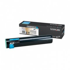 Lexmark C930H2CG High Yield Cyan OEM Laser Toner Cartridge