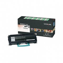 Lexmark E260A11A Black OEM Laser Toner Cartridge