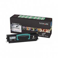 Lexmark E450H11A High-Yield Black OEM Laser Toner Cartridge