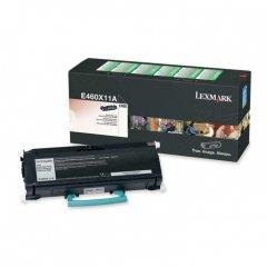 Lexmark E460X11A EHY Black OEM Laser Toner Cartridge