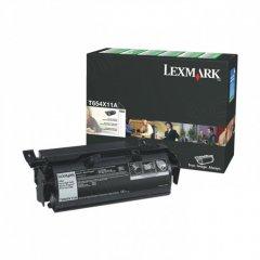 Lexmark T654X11A EHY Black OEM Laser Toner Cartridge
