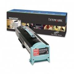 Lexmark W84020H High Yield Black OEM Laser Toner Cartridge