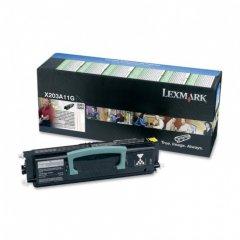 Lexmark X203A11G Black OEM Laser Toner Cartridge