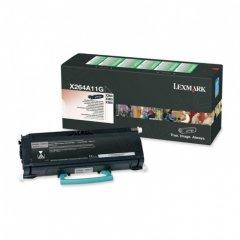 Lexmark X264A11G Black OEM Laser Toner Cartridge