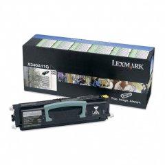 Lexmark X340A11G Black OEM Laser Toner Cartridge