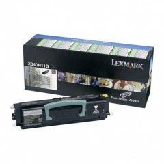 Lexmark X340H11G High-Yield Black OEM Laser Toner Cartridge