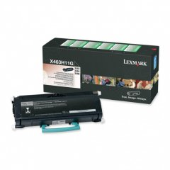 Lexmark X463H11G High-Yield Black OEM Laser Toner Cartridge
