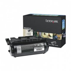 Lexmark X644X11A EHY Black OEM Laser Toner Cartridge