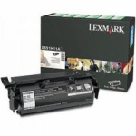 Lexmark X651H11A High-Yield Black OEM Laser Toner Cartridge