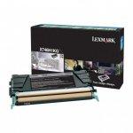 Lexmark X746H1KG High-Yield Black OEM Laser Toner Cartridge