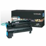 Lexmark X792X2CG EHY Cyan OEM Laser Toner Cartridge